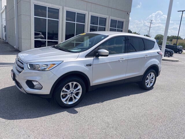2017 Escape SUV