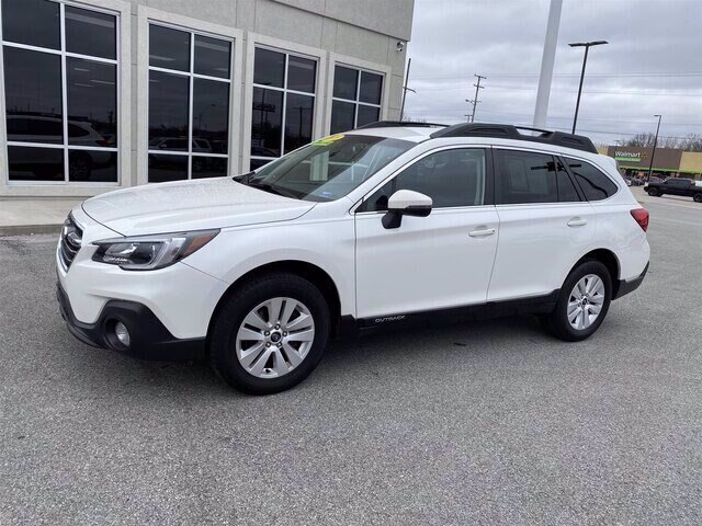 2018 Outback SUV